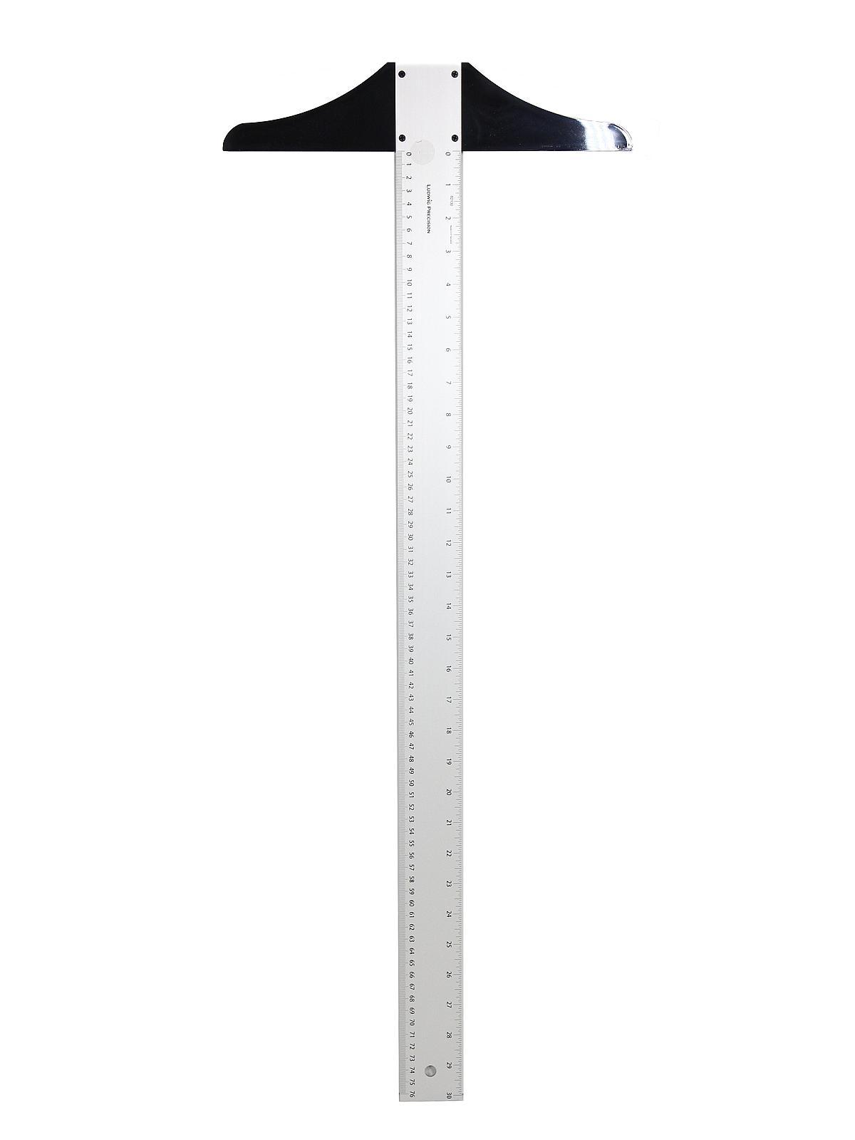 Ludwig Precision Aluminum T Square