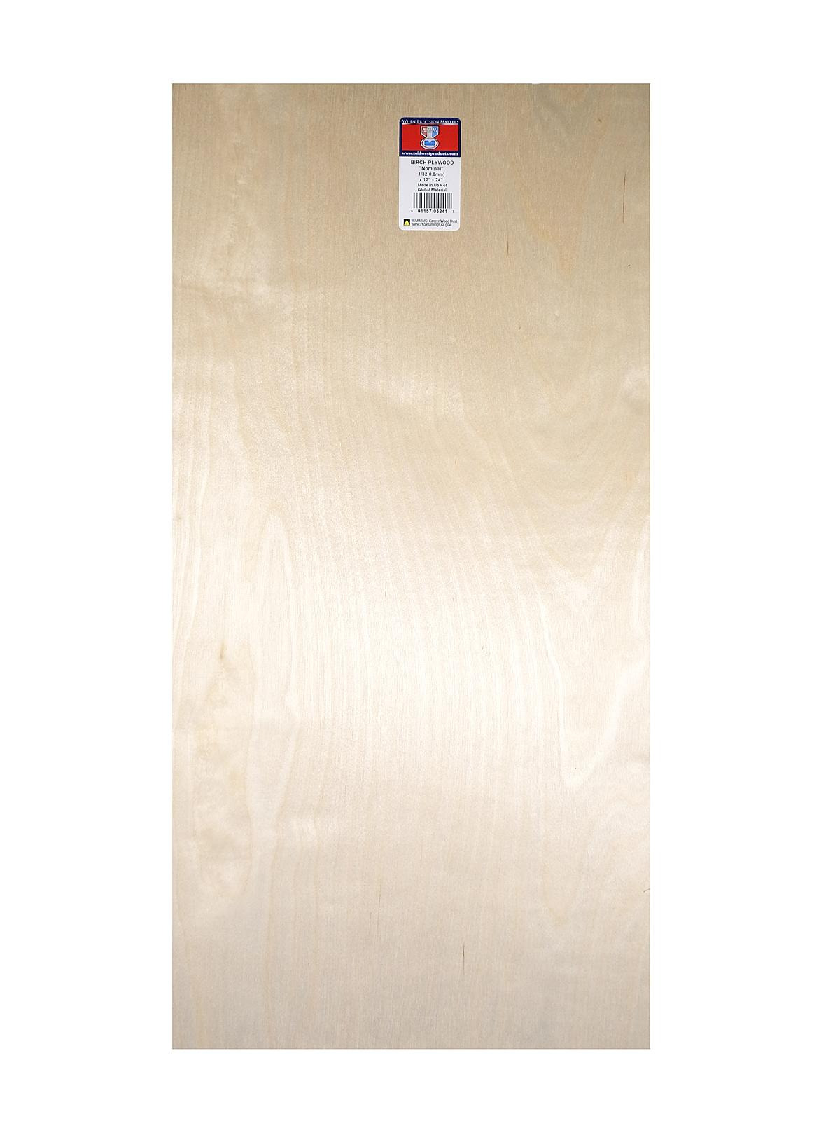 Midwest thin birch plywood for Thin wood sheets for crafts