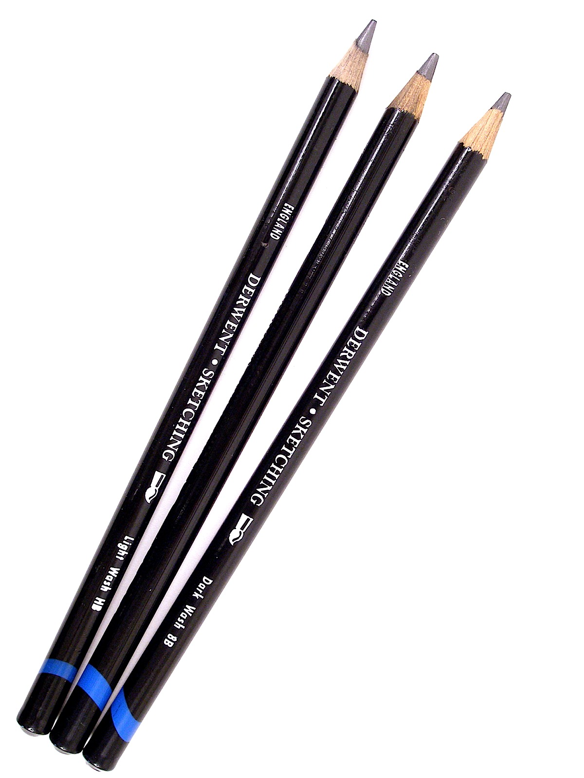 Derwent Water-soluble Sketching Pencils
