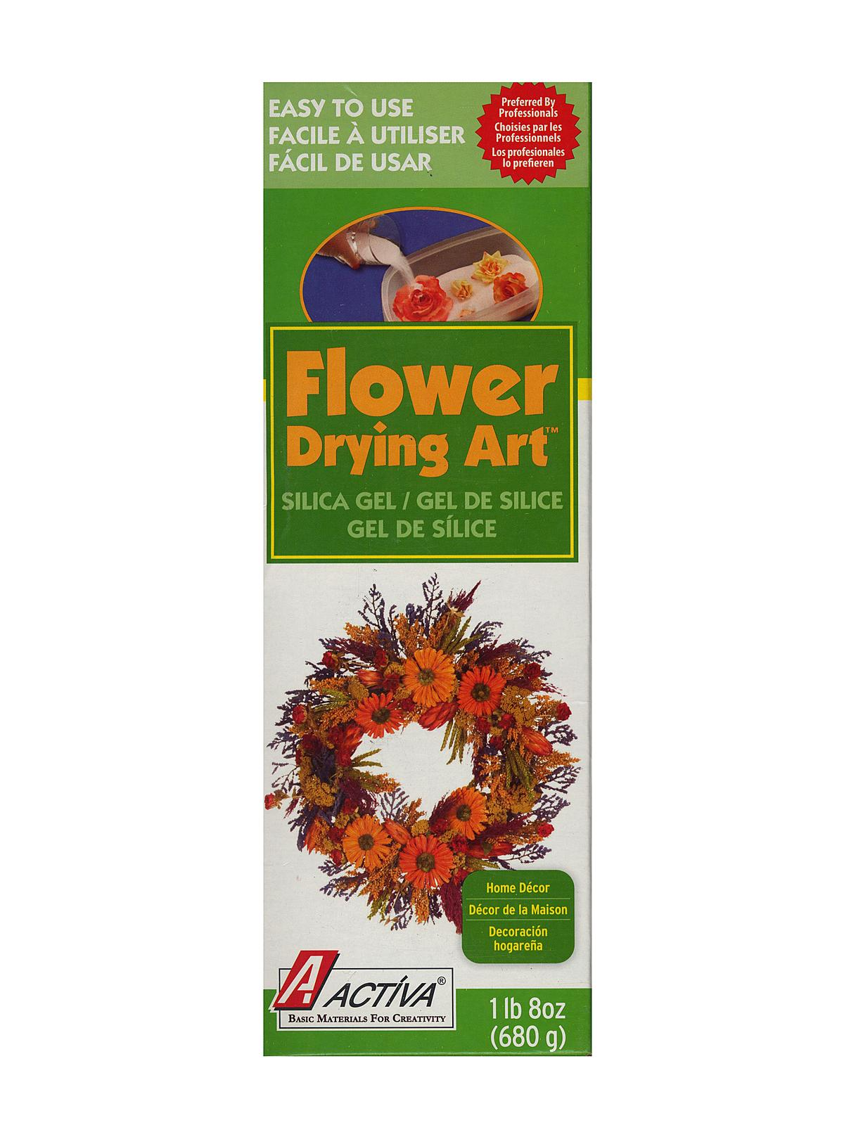 Activa Products Flower Art Silica Gel