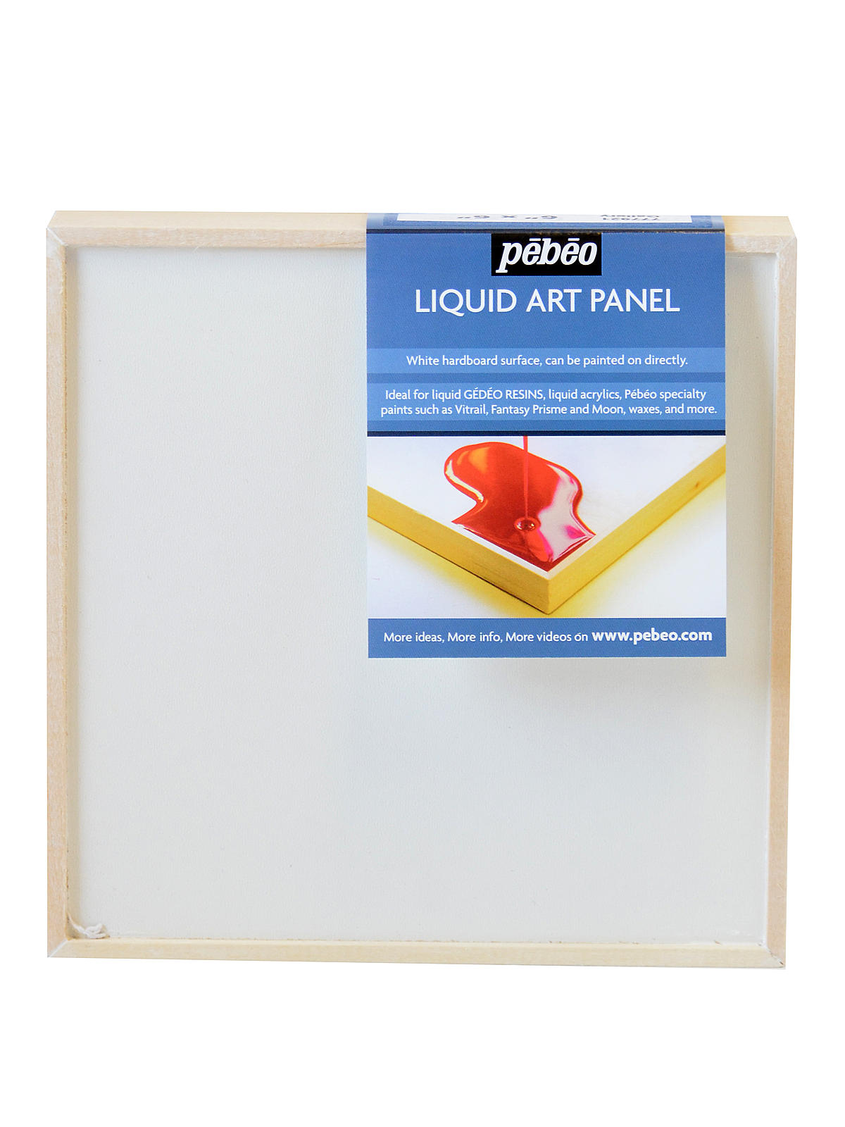 Pebeo Liquid Art Panels