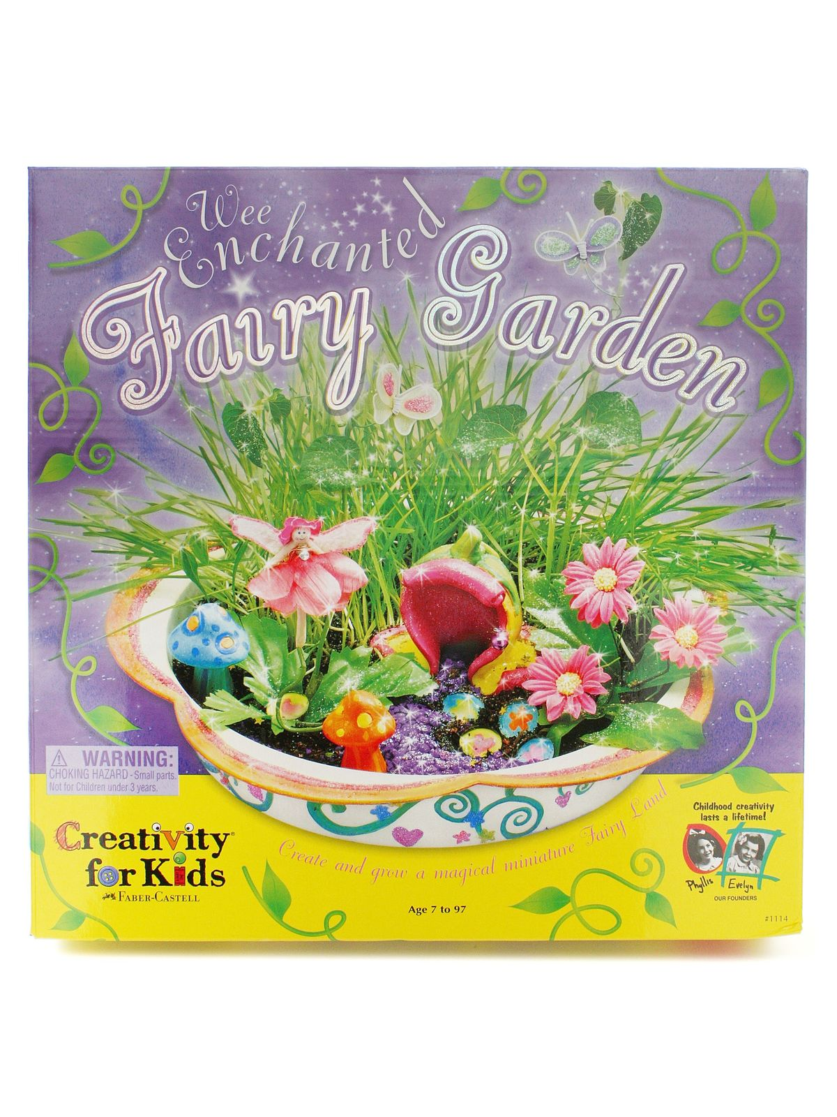 Creativity For Kids Enchanted Fairy Garden