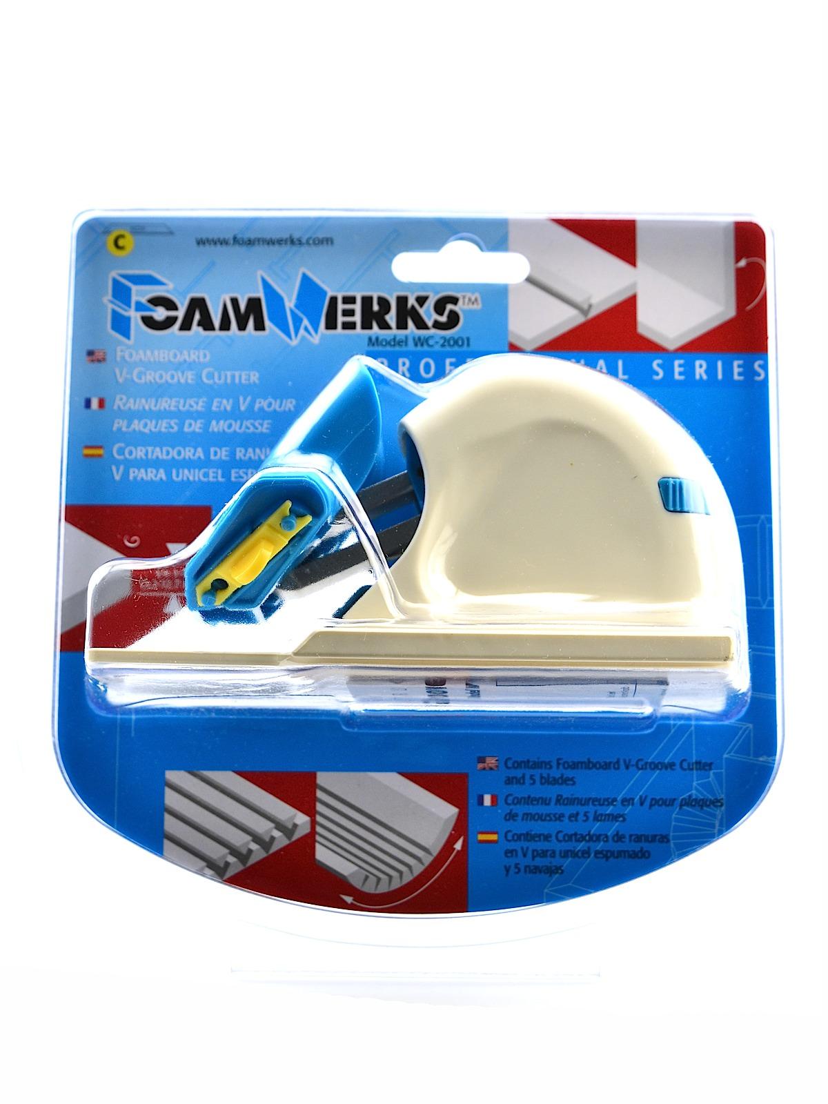 Foamwerks V Groove Cutter