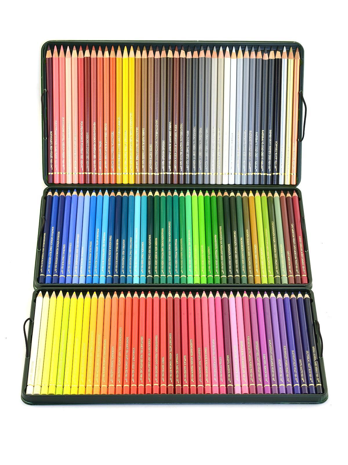faber castell polychromos colored pencil sets. Black Bedroom Furniture Sets. Home Design Ideas