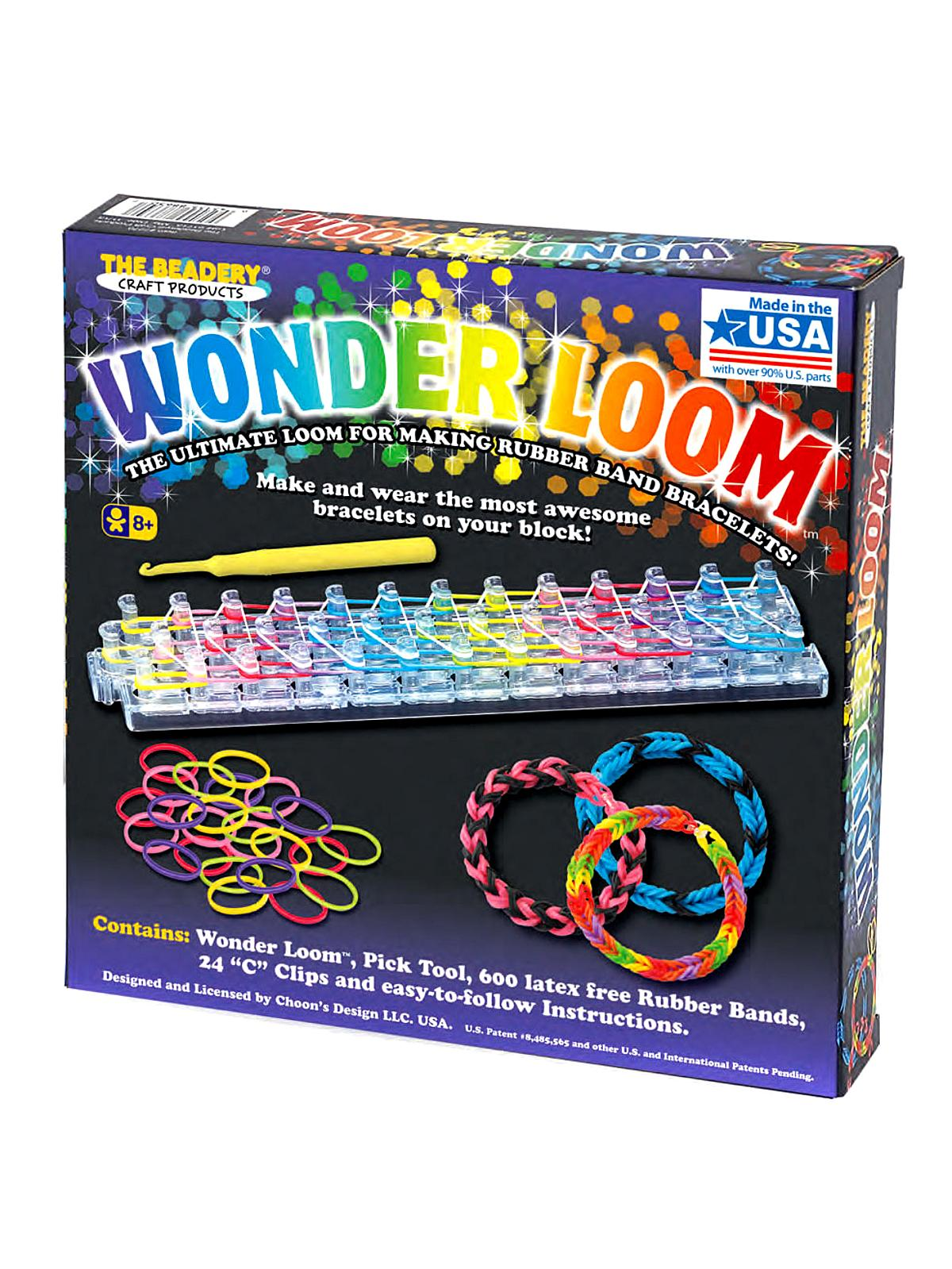 The Beadery Craft Products Wonder Loom