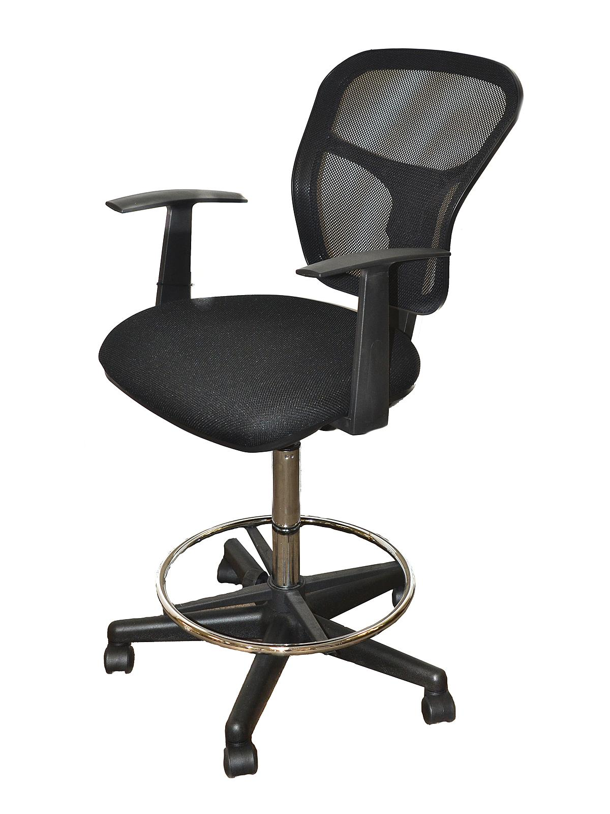 Studio designs riviera drafting chair for Chair design drawing