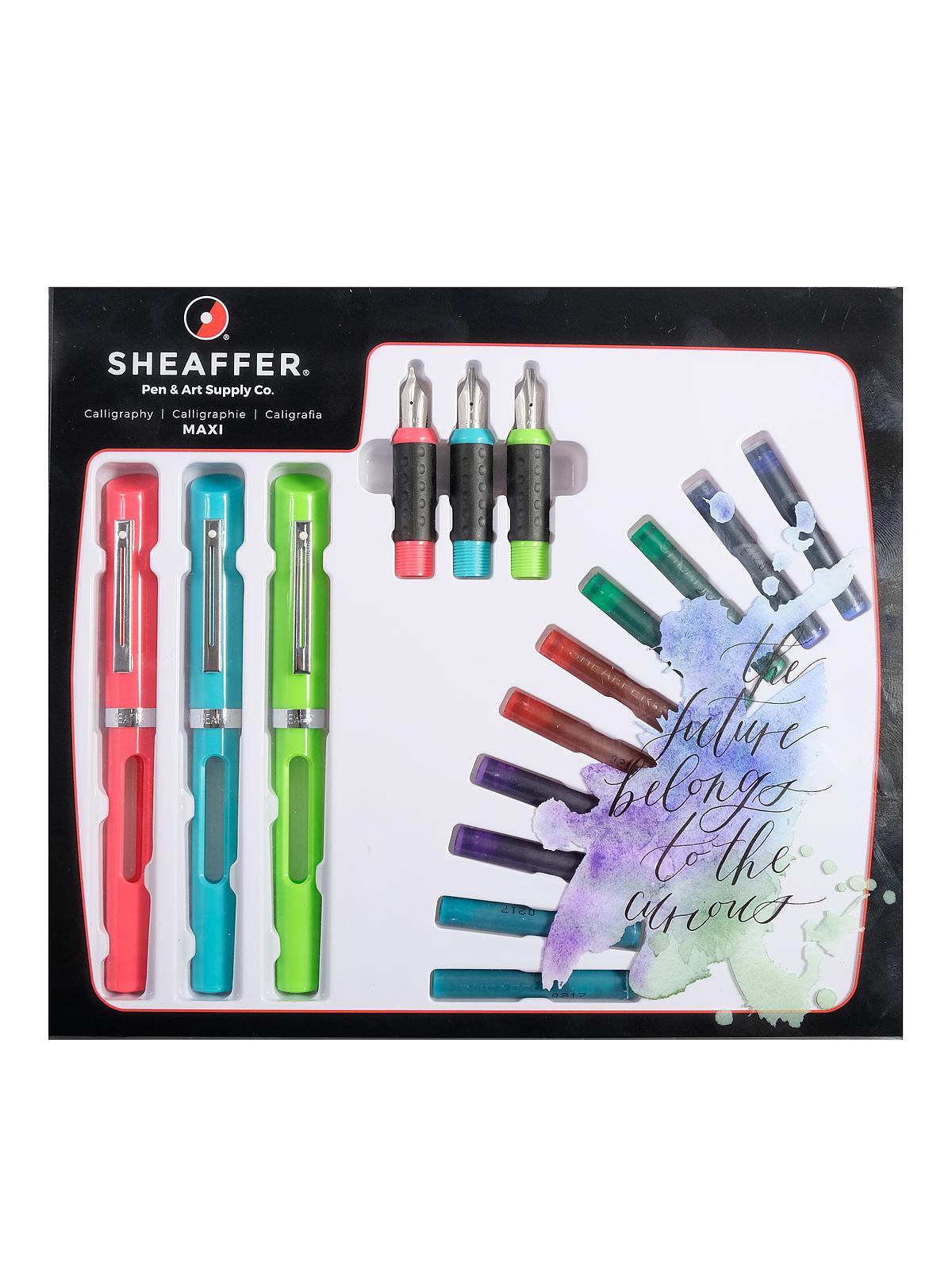 Sheaffer Calligraphy Classic Kit For The Beginner