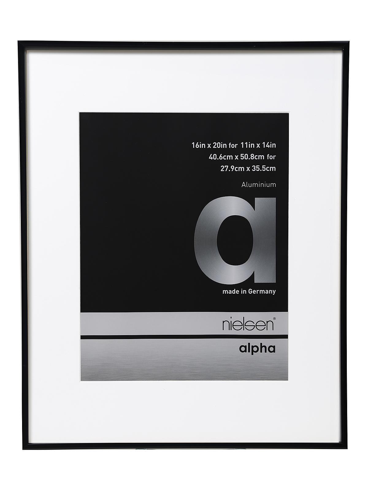 Nielsen Bainbridge Alpha Aluminum Frames