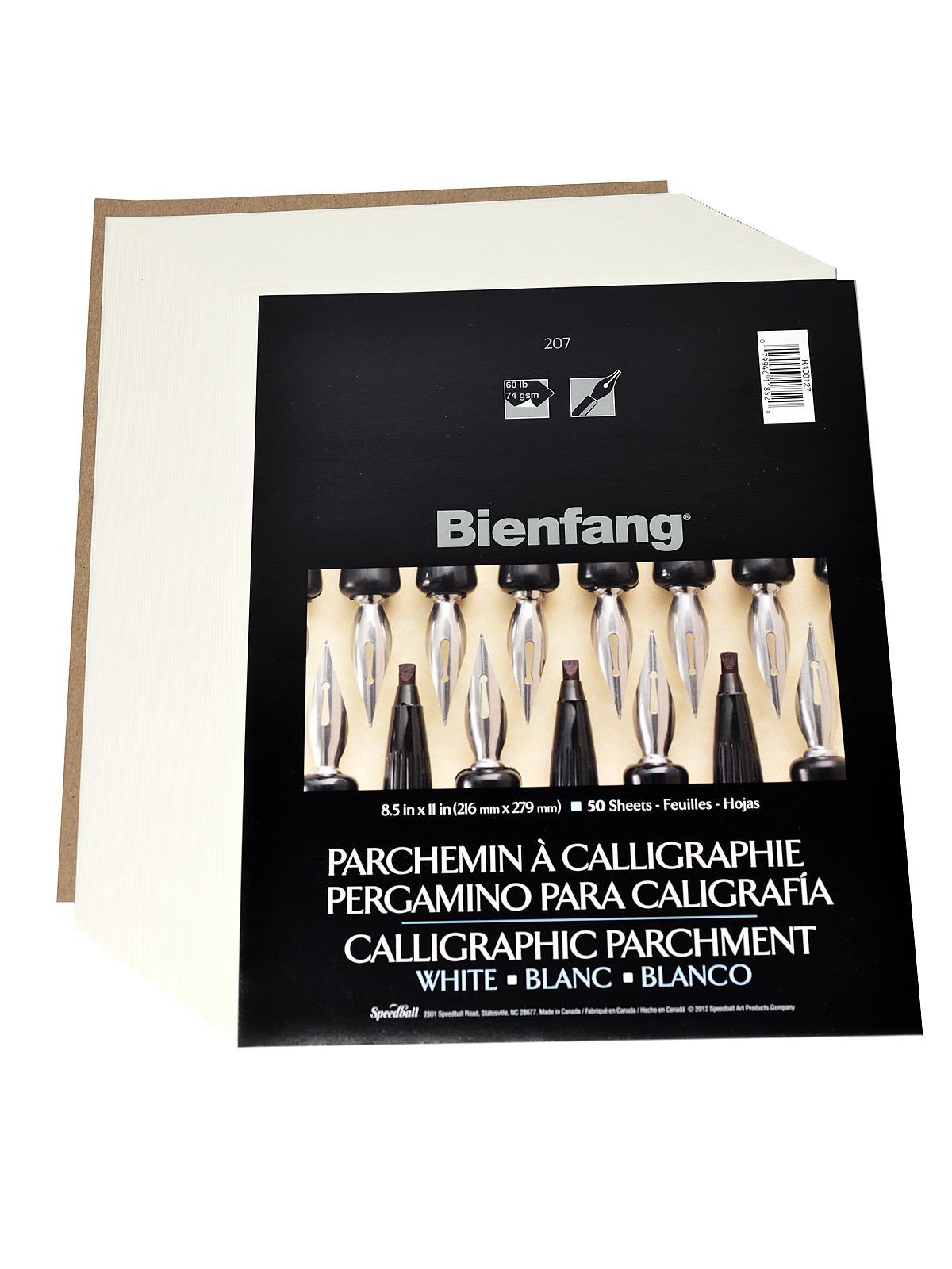 Bienfang Calligraphic Parchment