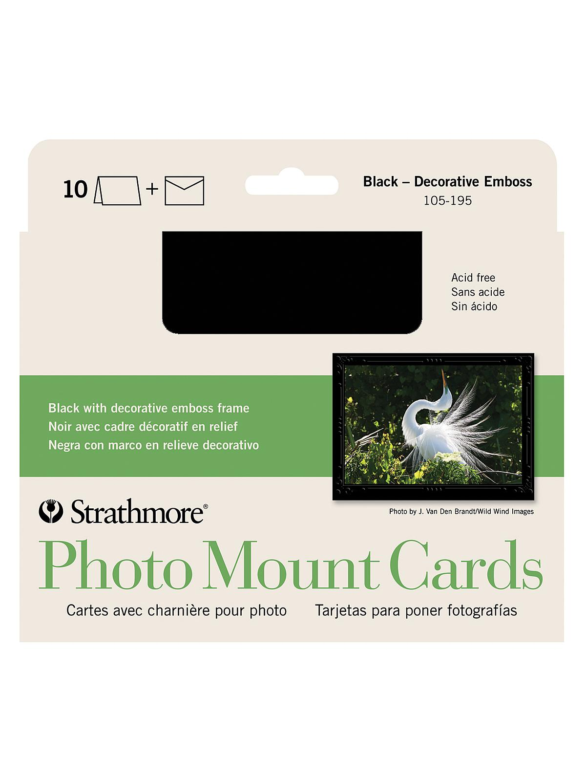 Strathmore photo mount greeting cards m4hsunfo