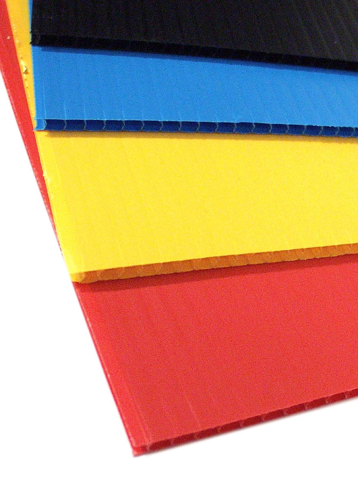 Cope Plastics Plasticor Corrugated Boards