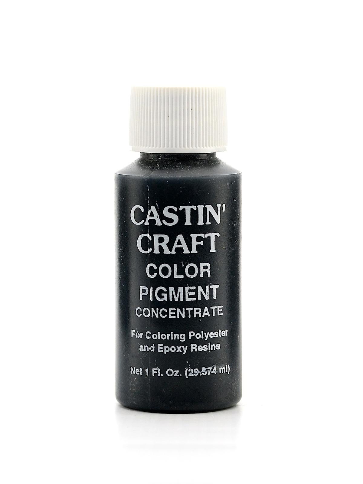 Castin craft color pigment - Black