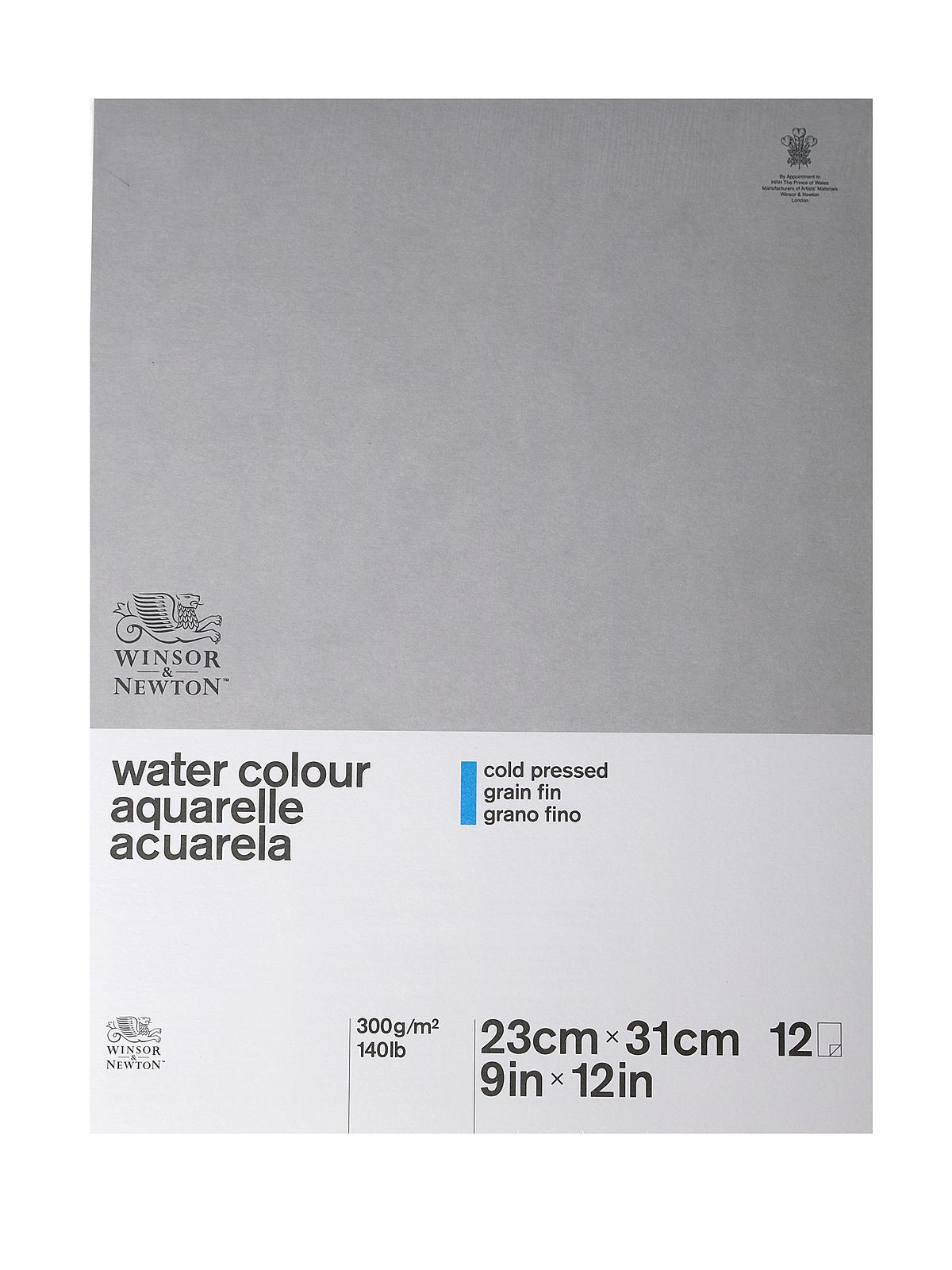 Winsor & Newton Classic Water Colour Paper Pads