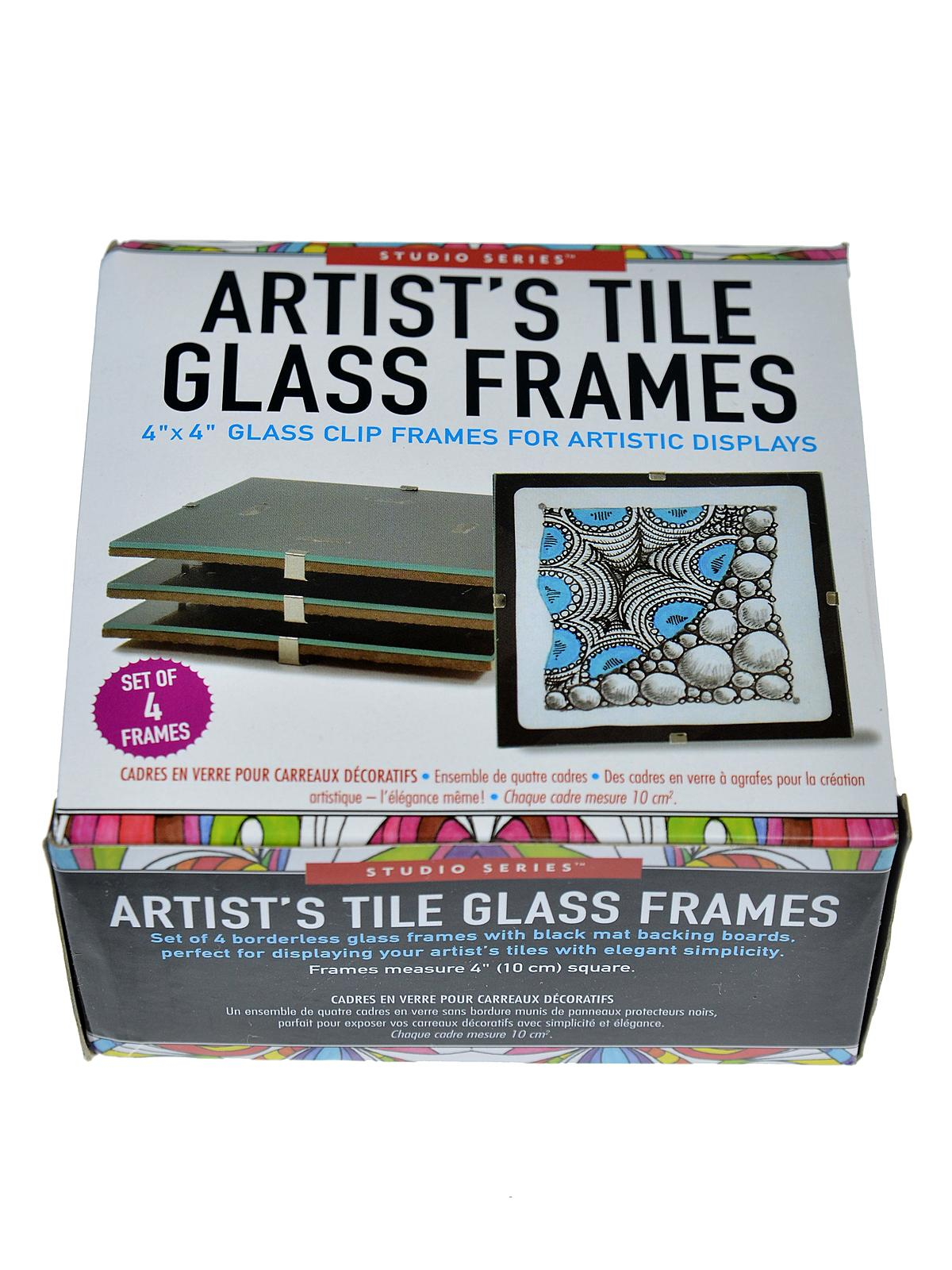 Borderless Glass Photo Frames - Glass Designs