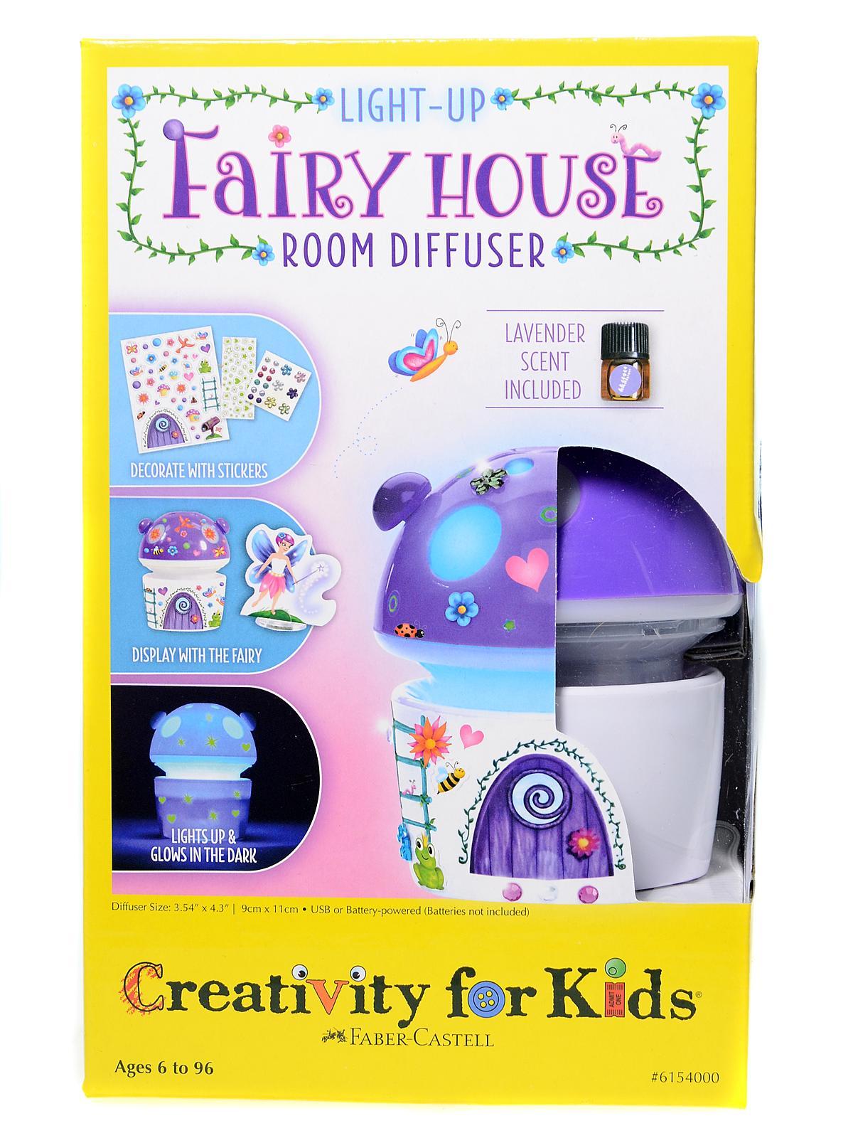 Creativity For Kids Fairy House Room Diffuser