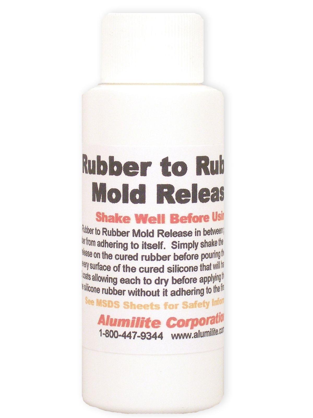 Alumilite Rubber To Rubber Mold Release
