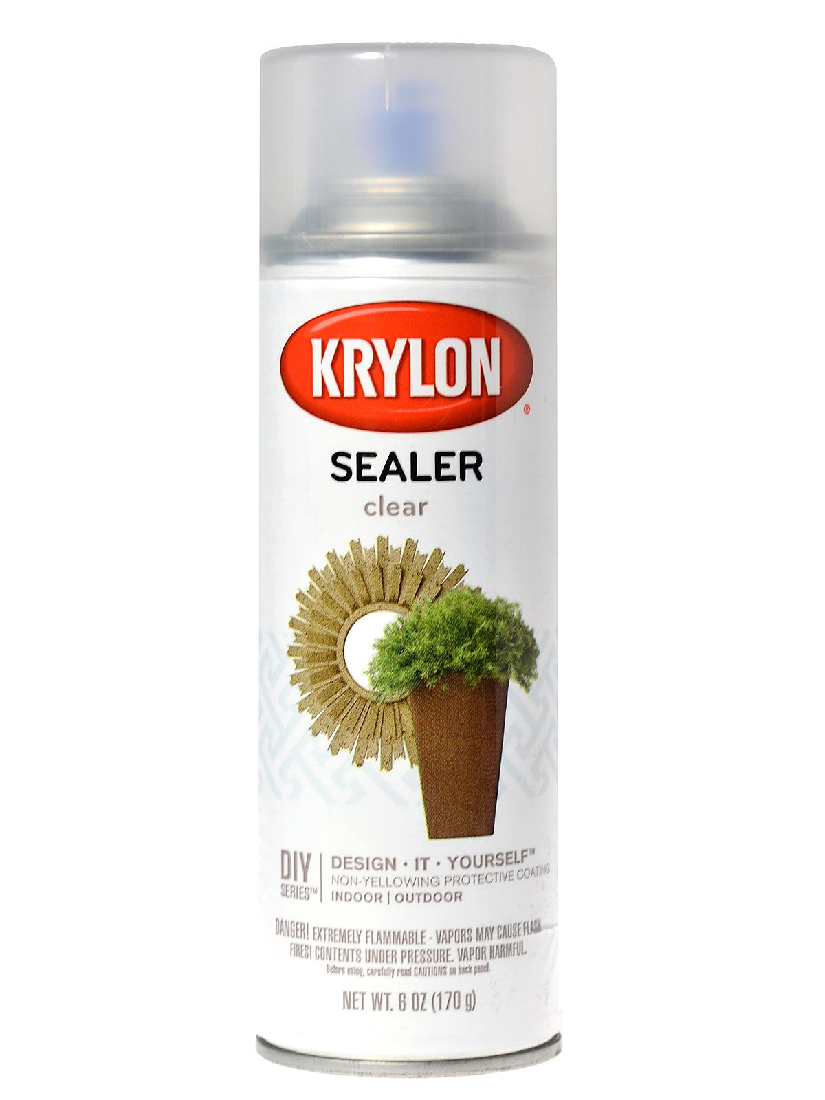 Krylon Clear Sealer
